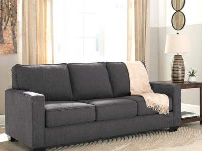 Sofa Cama 4/6 Zeb Charcoal