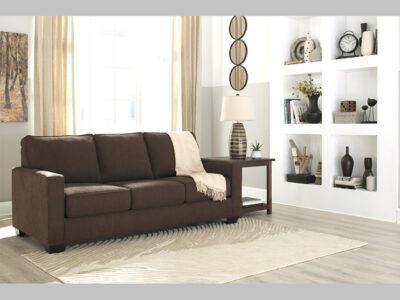 Sofa Cama 3/3 Zeb Espresso