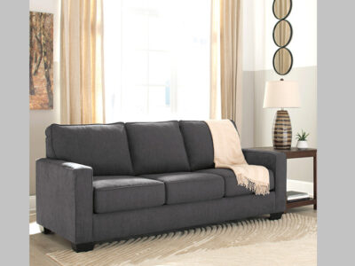 Sofa Cama 3/3 Zeb Charcoal