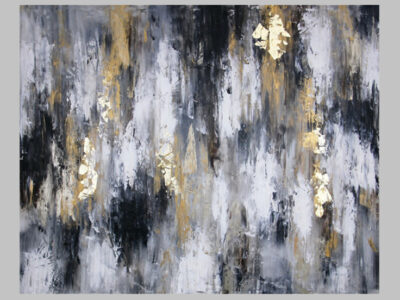 Litografia Golden Bark
