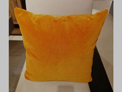 Cojín Decorativo Velvet Naranja