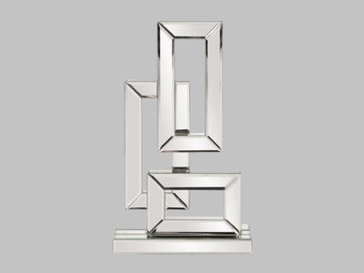 Sculpture Abstract Geometric Small