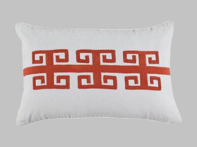 Cojín Decorativo Amadeo Coral