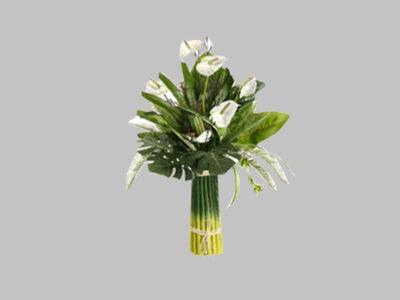 Arreglo Floral Anthurium Lotus Pod