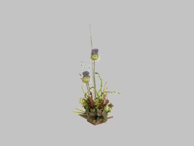 Arreglo Floral Artichoke/Succulent
