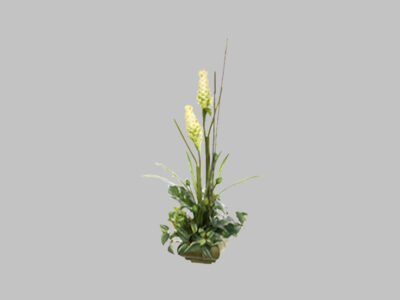 Arreglo Floral Ginger Torch/Lily
