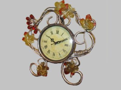 Reloj Hojas